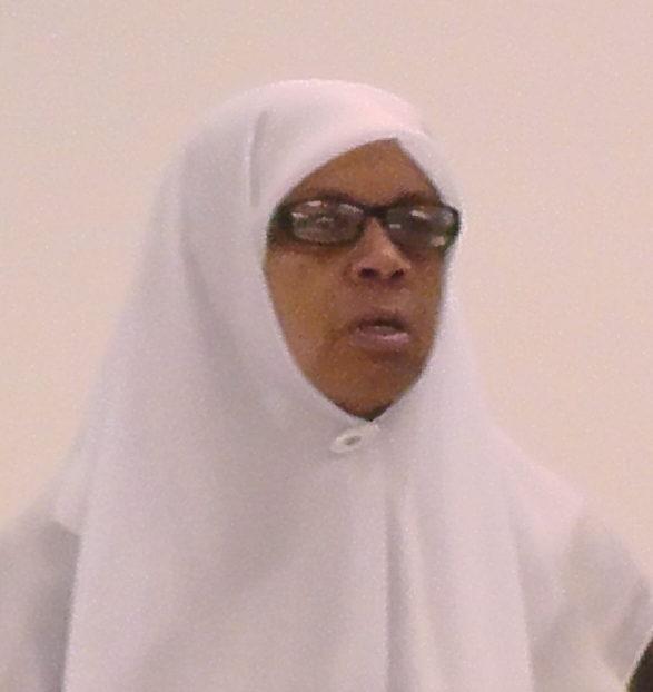 Zakia A. Amin